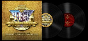 TNT - 30th Anniversary 1982-2012, Live in concert with Trondheim S.O.      DLP