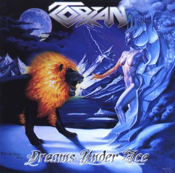 TORIAN - Dreams under ice      CD
