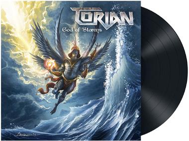 TORIAN - God of storms      LP