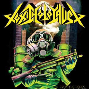 TOXIC HOLOCAUST - From the ashes of nuclear destruction      CD