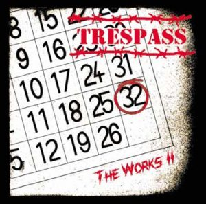 TRESPASS - The works II      CD