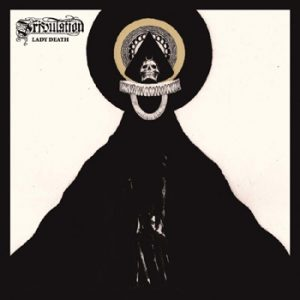 TRIBULATION - Lady death      Single