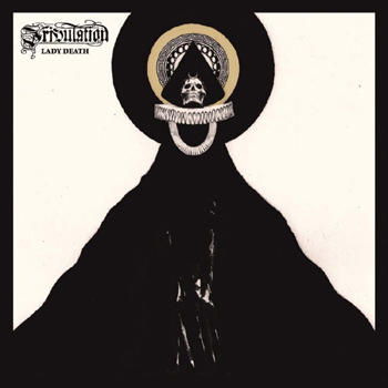 TRIBULATION - Lady death      Single