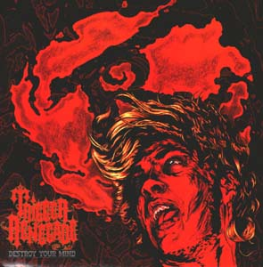 TRIGGER RENEGADE - Destroy your mind      CD