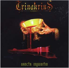 TRINAKRIUS - Sancta inquisitio      CD