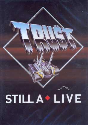 TRUST - Still A-live      DVD