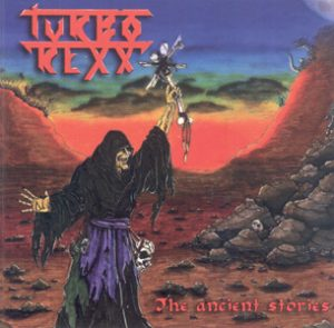 TURBO REXX - The ancient stories      CD
