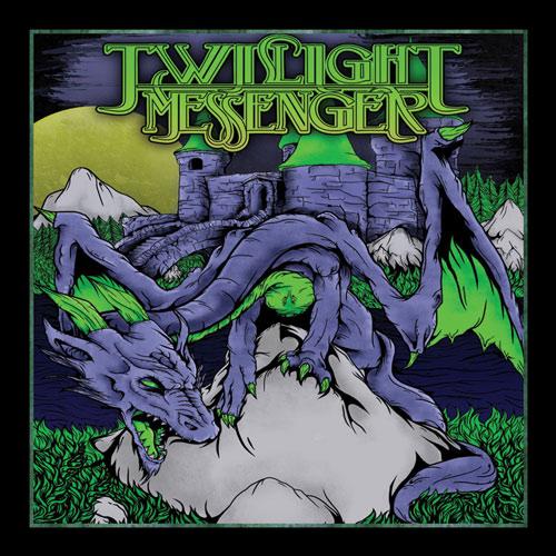 TWILIGHT MESSENGER - The world below      CD