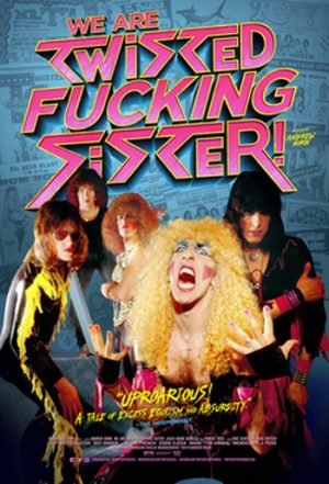 TWISTED SISTER - We are Twisted Fucking Sister!      2-DVD