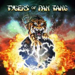 TYGERS OF PAN TANG - Tygers of Pan Tang (2016)      CD
