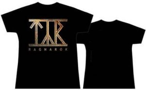 TYR - Ragnarok      Girlieshirt - 100 % Baumwolle