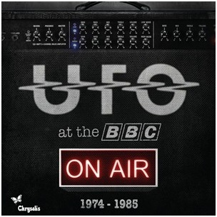 UFO - On air at the BBC - 5 CDs & DVD      Box