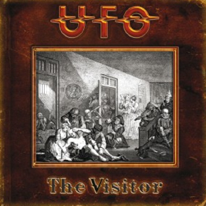 UFO - The visitor - limited version      CD