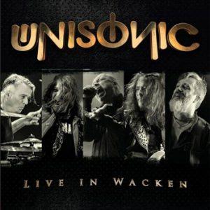 UNISONIC - Live in Wacken      CD&DVD