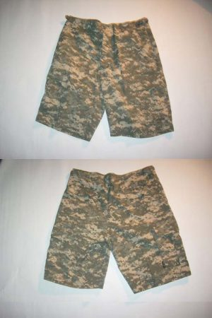 BERMUDA - AT digital  - size L or XXL - 100 % cotton / Baumwolle      Hose