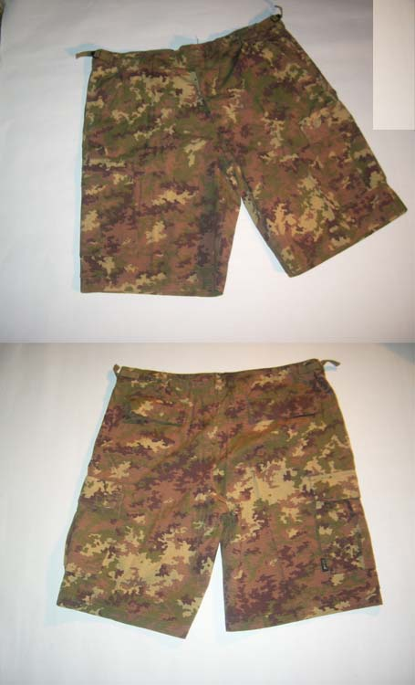 BERMUDA - Vegetato - size L, XL or XXL - 100 % cotton / Baumwolle      Hose