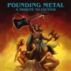 VA - Pounding metal - a tribute to Exciter      CD