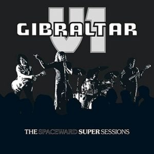 V1/GIBRALTAR - The spaceward supersessions      CD