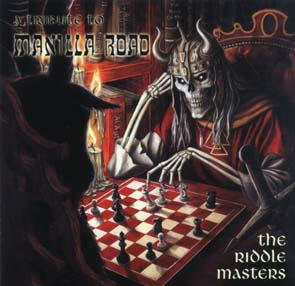 VA - A tribute to Manilla Road - the riddle masters      2-CD