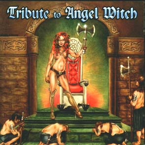 VA - Tribute to Angel Witch      CD