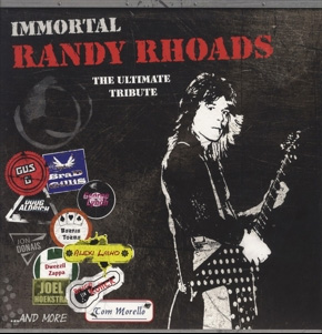VA - Immortal Randy Rhoads - The ultimate tribute      DLP