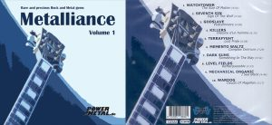 VA - Metalliance Volume 1      CD