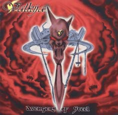 VALKIJA - Avengers of steel      CD