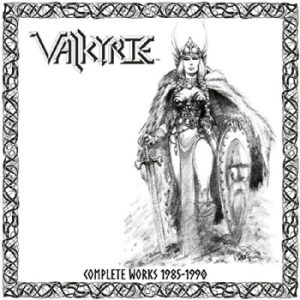 VALKYRIE - Complete works 1985-1990      2-CD