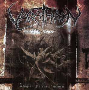 VARATHRON - Stygian forces of scorn      CD