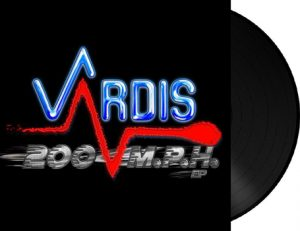 VARDIS - 200 m.p.h. - limited 200, numbered      MLP