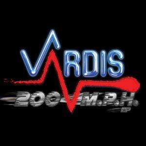 VARDIS - 200 m.p.h.      CD