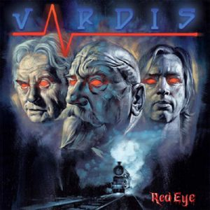 VARDIS - Red eye      CD