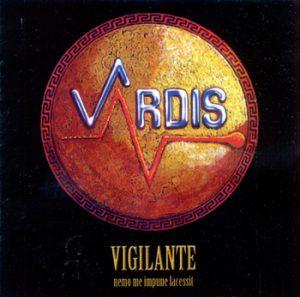 VARDIS - Vigilante - nemo me impune lacessit      CD