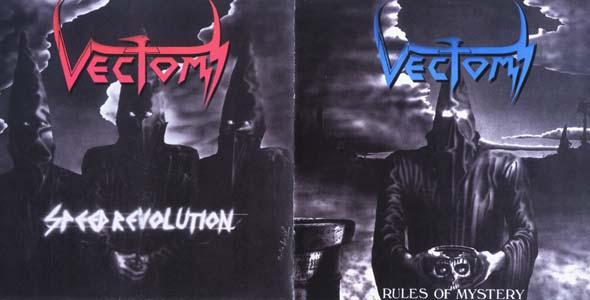 VECTOM - Speed revolution & Rules of mystery      CD