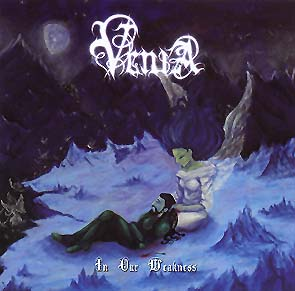 VENIA - In our weakness      CD