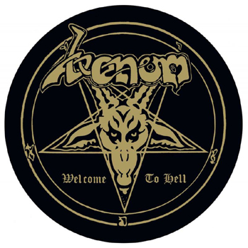 VENOM - Welcome to hell      LP