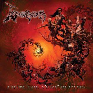 VENOM - From the very depths      CD