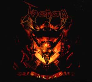 VENOM - Hell - limited version      CD