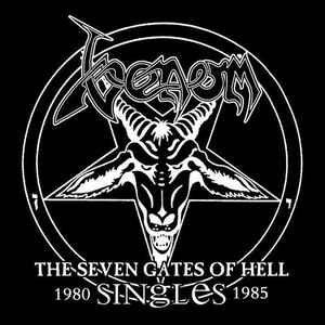 VENOM - The seven gates of hell: The singles      DLP