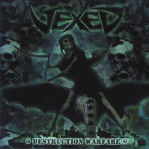 VEXED - Destruction warfare      CD