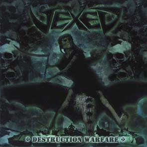 VEXED - Destruction warfare      CD