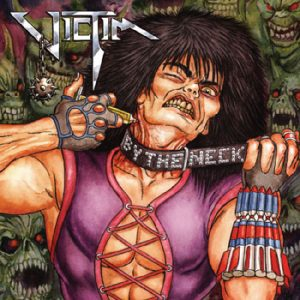 VICTIM - By the neck      CD