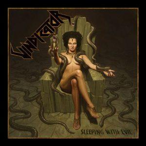 VINDICATOR - Sleeping with evil      CD