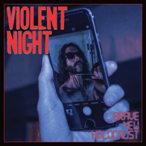 VIOLENT NIGHT - Brave new holocaust      CD