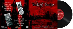 VIOLENT FORCE - Demo collection - Velbert - Dead City II & Dead City III - The night      LP