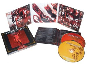 VIRGIN STEELE - Invictus - rerelease      2-CD