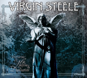 VIRGIN STEELE - Nocturnes of hellfire & damnation      2-CD