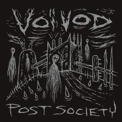 VOIVOD - Post society      Maxi CD
