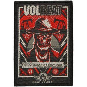 VOLBEAT - Ghoul frame      Aufnäher