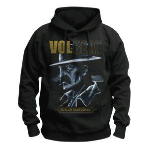 VOLBEAT - Outlaw gentlemen - size XL      Kapuzenpulli - 100 % Baumwolle